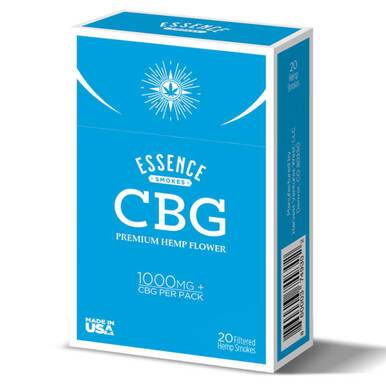 Essence Smokes - Hemp Flower - Premium CBG
