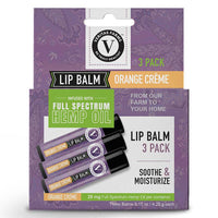Veritas Farms - CBD Topical - Full Spectrum Orange Creme Lip Balm - 25mg