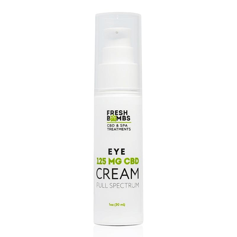 Fresh Bombs - CBD Topical - Full Spectrum Eye Cream - 125mg