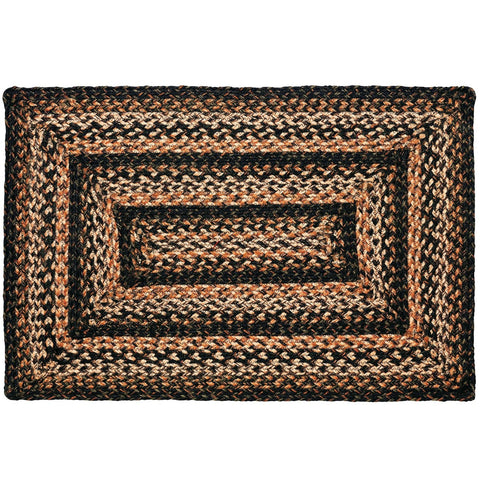 Black Forest Rectangle Rug