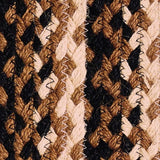 "Stallion Braided Rugs ,BR-156 20""x30"" to 8'x10' Oval"