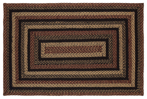 Blackberry Rectangle Rug