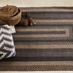 "Farmyard Braided Rugs, BR-282 20""x30"" to 8'x10' Rect."