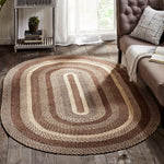"Gristmill Braided Rugs, BR-289 20""x30"" to 8'x10' Rect."
