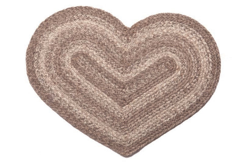 Ashwood Heart Shaped Rug