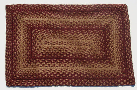 Vintage Star Rectangle Rug