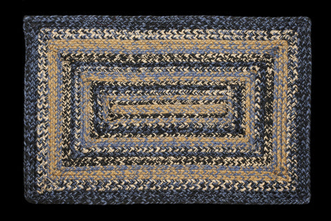 River Shale Rectangle Rug