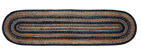 River Shale 13'X48  Table Runner