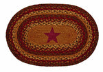 Cinnamon Star Placemats-Set of 4