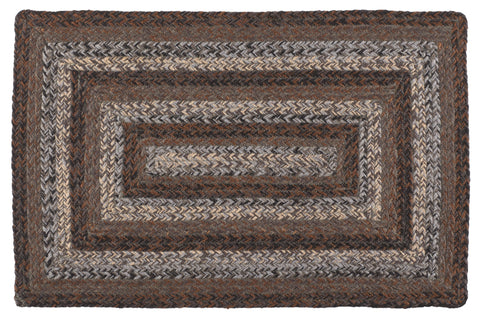 Night Shadow Rectangle Rug