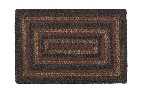 Slate Rectangle Rug