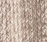"Ashwood Braided Rugs 20"" x 30"" to 8'x10' Oval Natural Jute Material