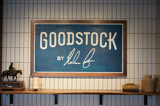 Goodstock by Nolan Ryan Company Logo
