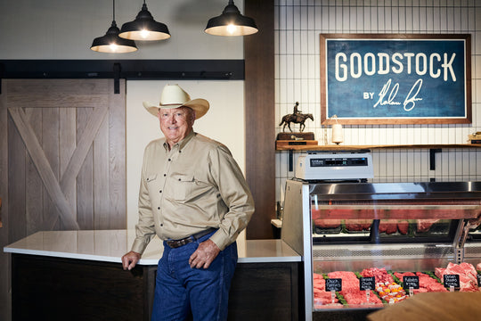 Austin Business Journal Featuring Nolan Ryan at Goodstock
