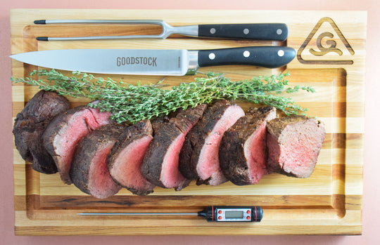 How To Cook A Whole Beef Tenderloin - The Best Filet Mignons