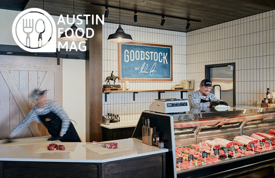 Nolan Ryan's Butcher Shop in Round Rock TX featured in Austin Food Magazine