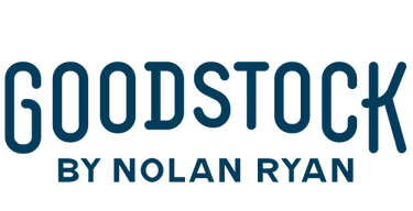 Blue Goodstock by Nolan Ryan New Brand Logo