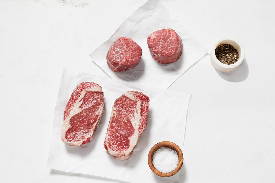 Goodstock Black Label Beef -- Grill Master Package By Mail
