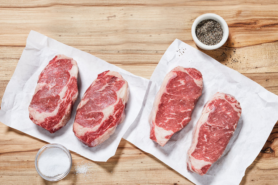 Goodstock Angus Beef -- Weekend Warrior Pack By Mail