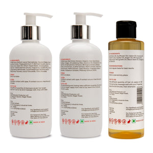 RED ONION HAIR CARE SET - AryamBodycare