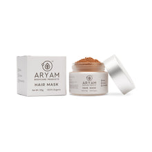 Load image into Gallery viewer, HAIR MASK (125 GM) - AryamBodycare