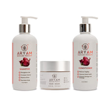 Load image into Gallery viewer, HAIR CARE COMBO - AryamBodycare