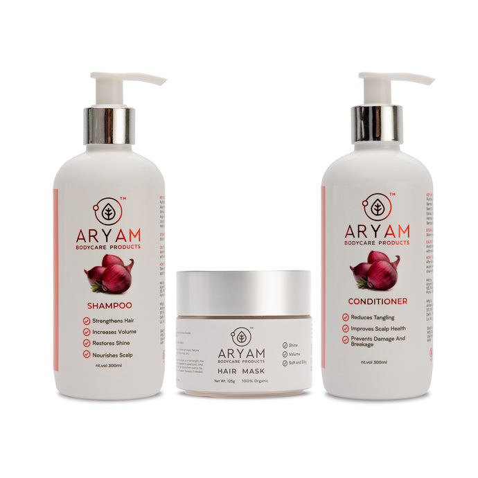 HAIR CARE COMBO - AryamBodycare