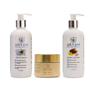 BODY CARE COMBO - AryamBodycare
