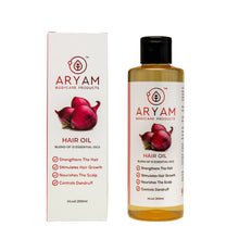 Load image into Gallery viewer, RED ONION HAIR OIL (200 ML) - AryamBodycare