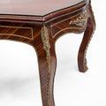 Louis XV Marquetry Inlaid center table
