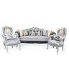 Acme classic living room (4 pieces)