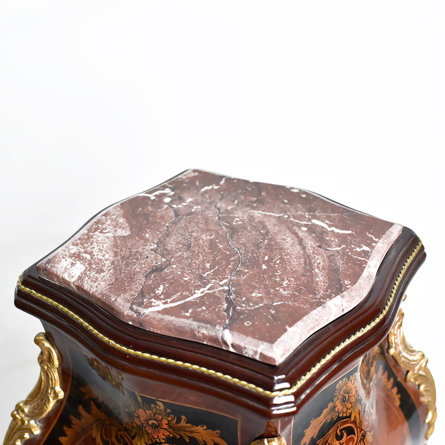Pair of Louis XV Style Pedestals (2 set)