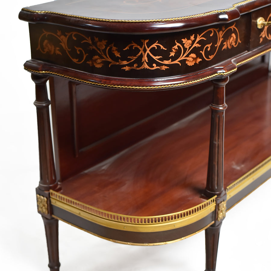 Console table of Louis XVI style