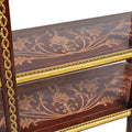 Two shelves console Louis XVI style