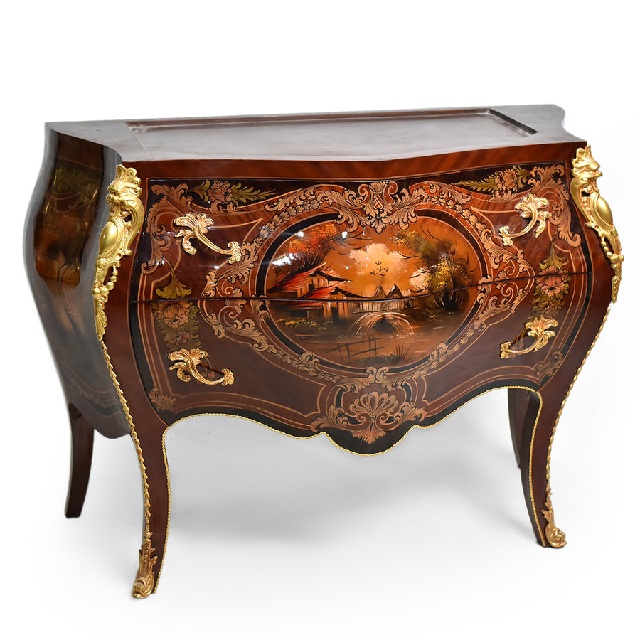 Kingwood Louis Style Commode