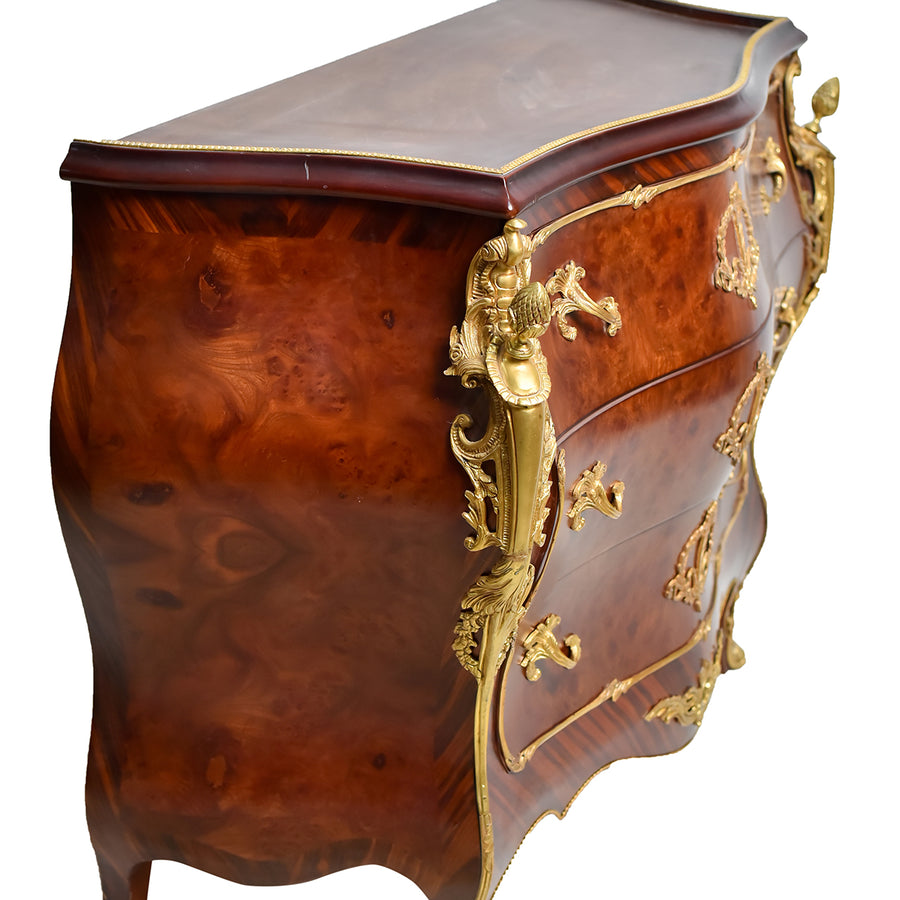 Régence French style commode