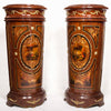 Cylindrical Pedestal Stand (2-Piece Set)