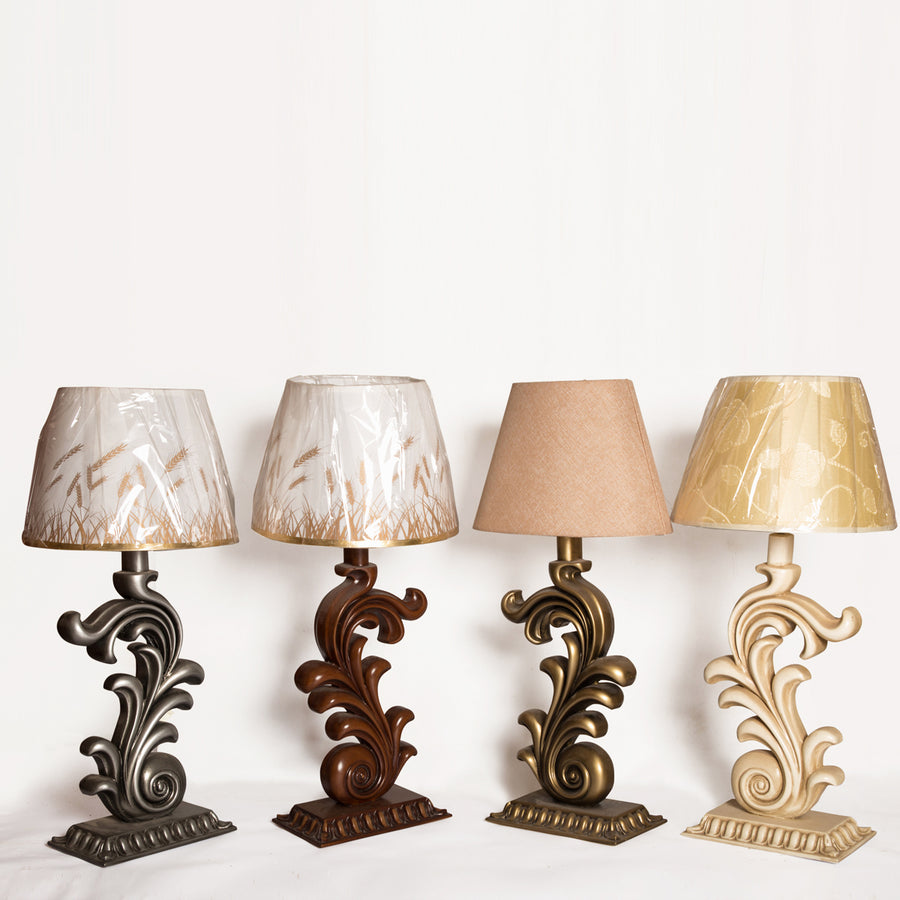 Wooden Seahorse Bedside Lamp