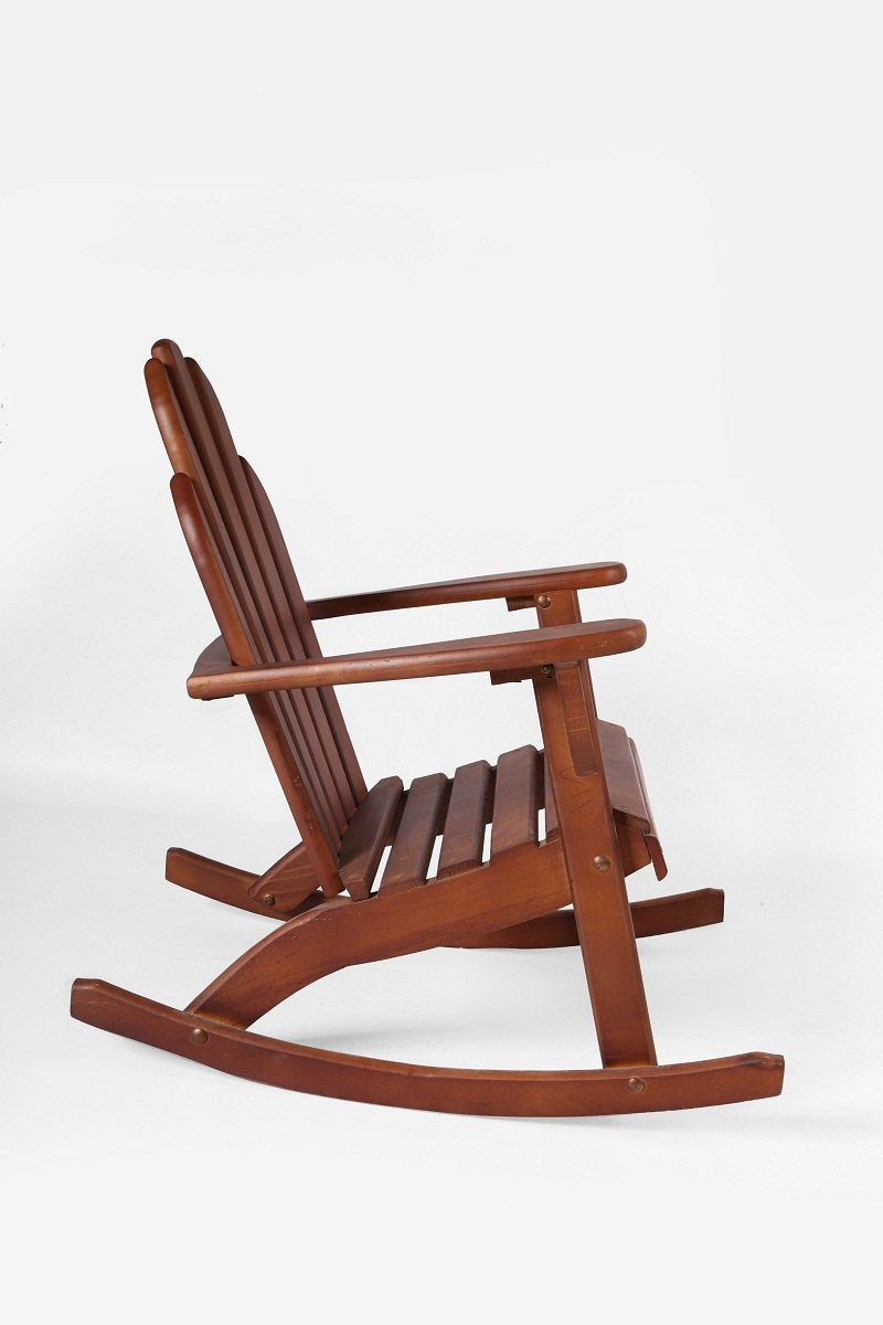 Handcrafted Rocking Chair (Large)