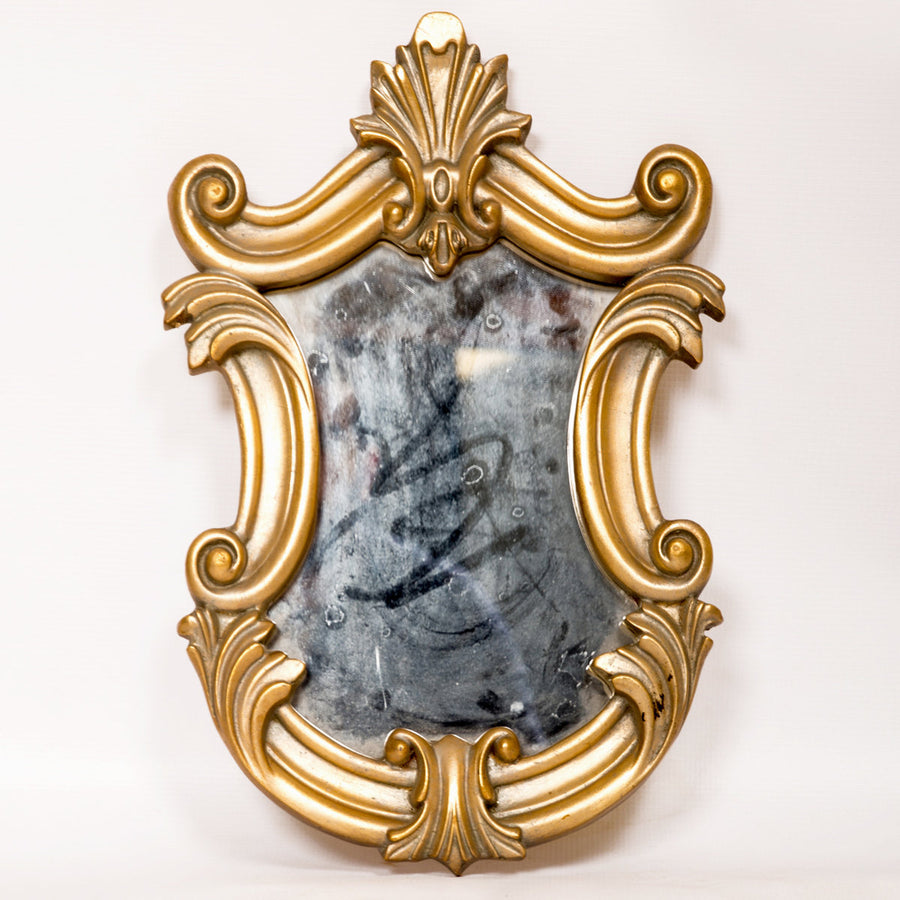 French Mirror with Gilded frame