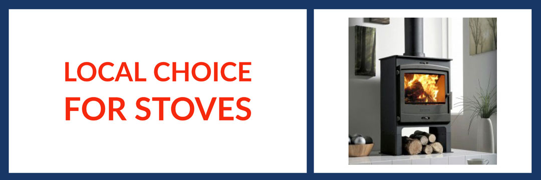 Local choice for stoves