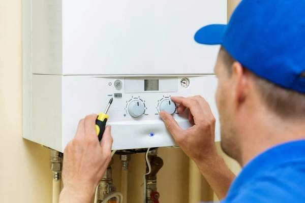 Gas Fire & Gas Boiler Service (Pre-Pay & Book)