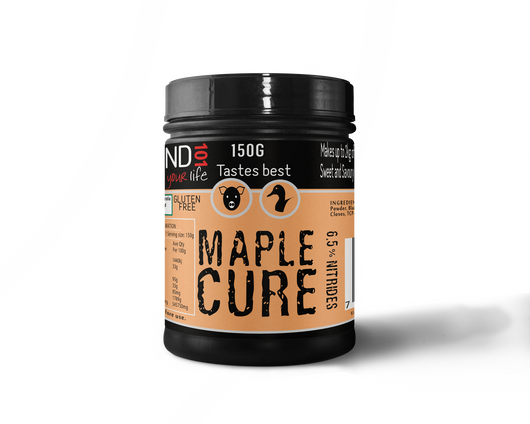 Maple Bacon Cure