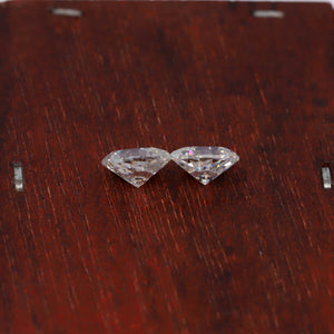 2.77 CT Colorless Octagon Certified Loose Moissanite for Jewelry - Cyber Sale