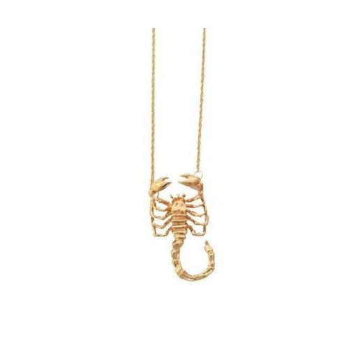 Collier femme animal astro fait main
