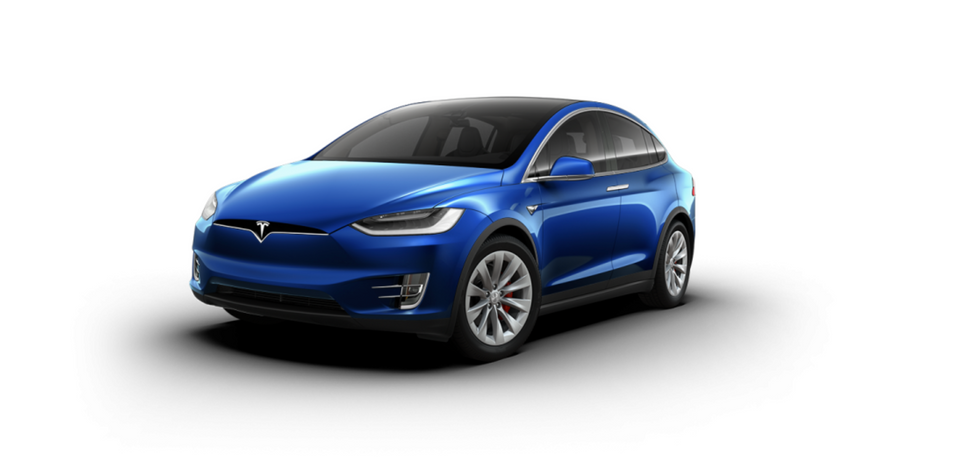 Tesla Model X Lighting & Accessories