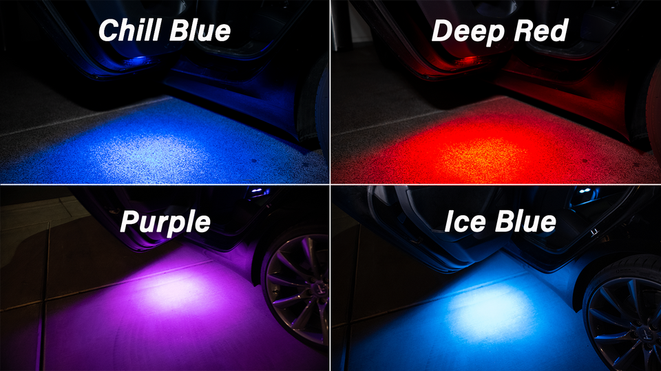 Wicked Bright LED Door/Trunk Light Upgrade - Pair