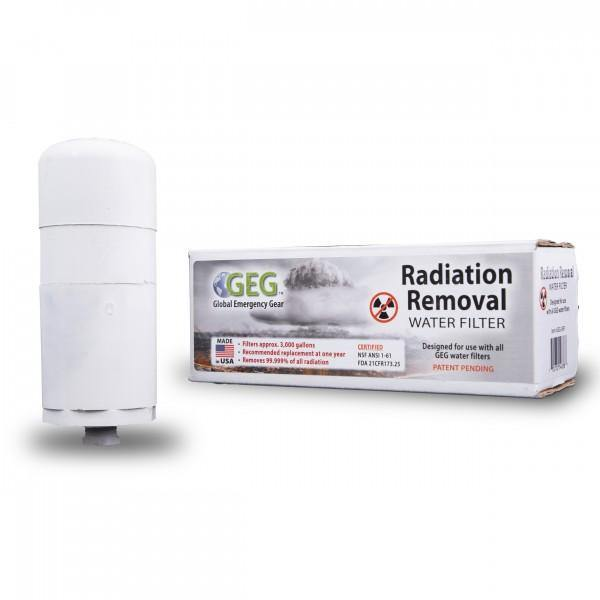 Emergency Radiation Removal Filter Kit (can transform Wise Food Buckets) - The Survival Prep Store
