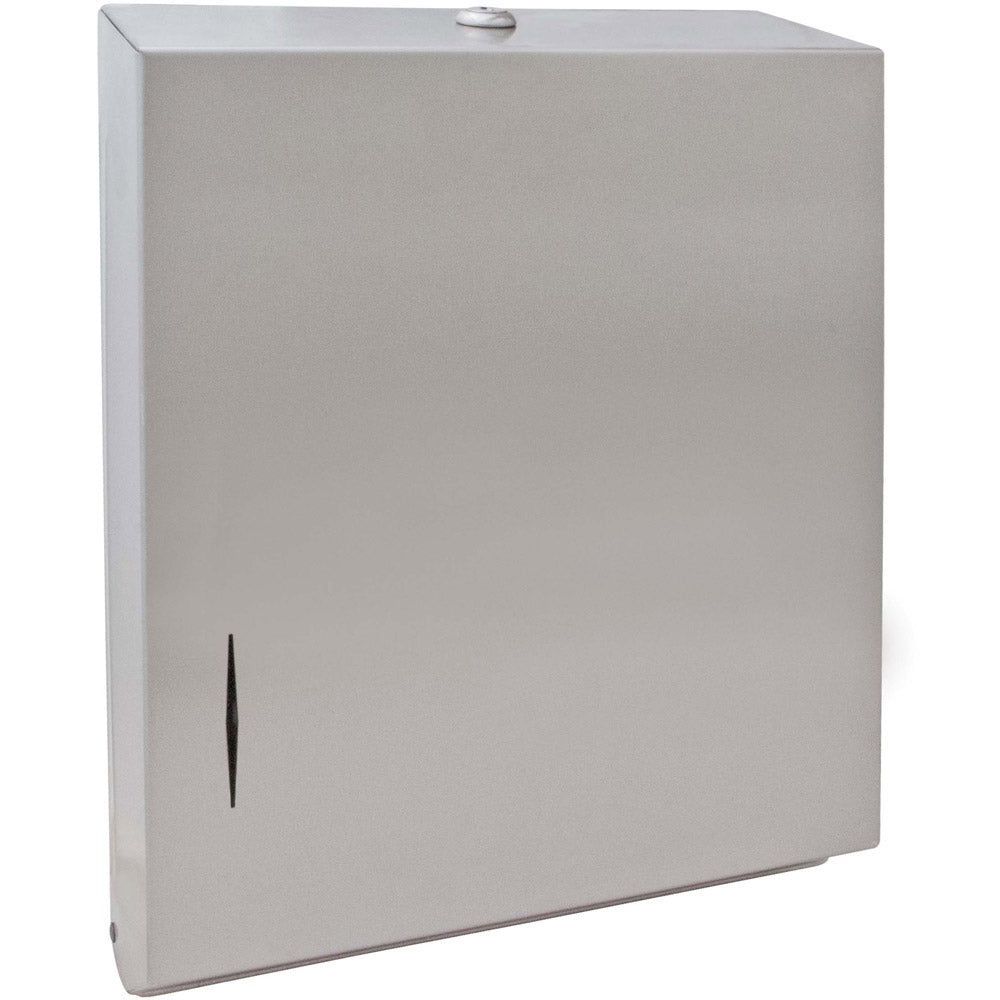 Bradley BX-Towel Dispenser, 250-15, Multi-Fold Or C-Fold Towels