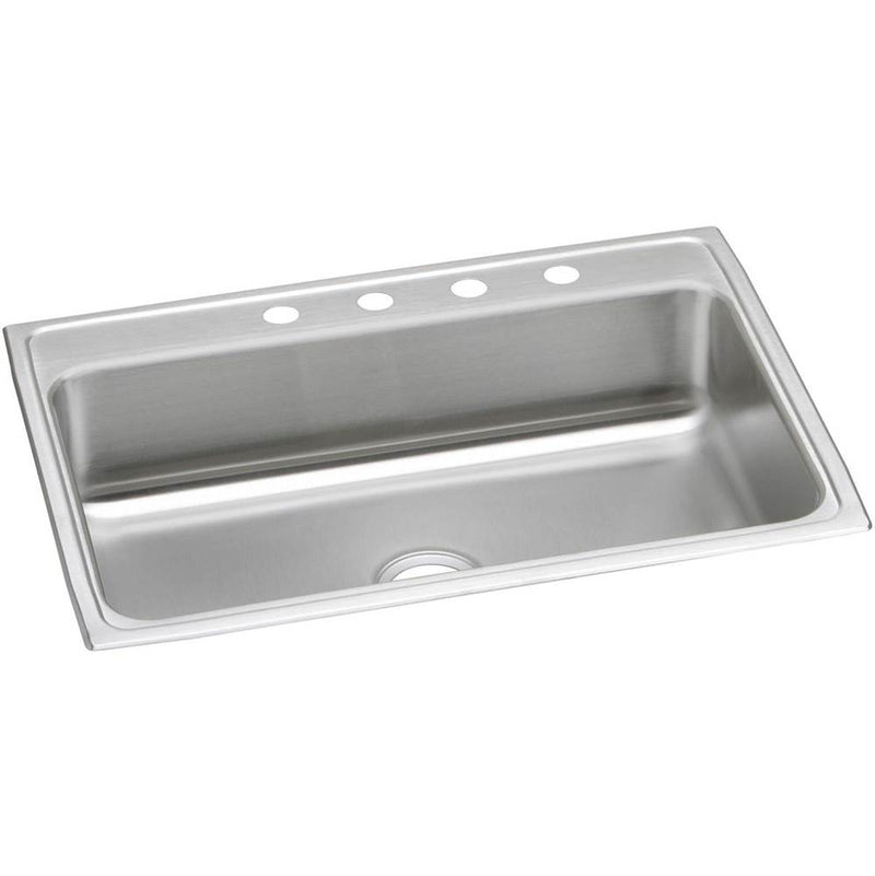 Elkay PSR31223 20 Gauge Stainless Steel 31' x 22' x 7.125' Single Bowl Top Mount Kitchen Sink